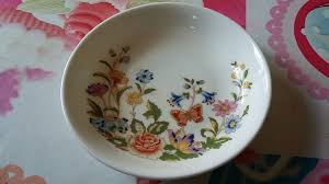 Aynsley China Cottage Garden Vase Aynsley Cottage Garden Ornaments Peterborough Posot Class
