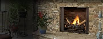 carolina traditional gas fireplace heatilator