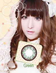 12 66 eyewear colored circle contact lenses cosplay cartoon