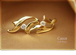 saudi arabia gold earrings clementia decor rakuten global market gold earrings