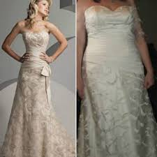 this is why you shouldn u0027t buy a cheap knock off wedding dress