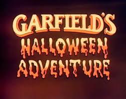 holiday film reviews garfield u0027s halloween adventure aka garfield