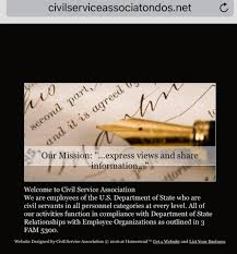 civil service association dos home facebook