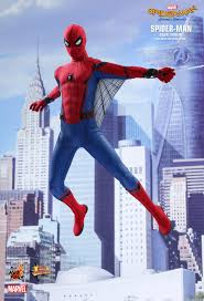 toys spider man homecoming spider man deluxe version 1