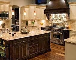 rustic kitchen backsplash country kitchen backsplash pic of rustic kitchen tile ideas design
