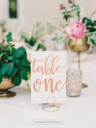 570 best table number ideas images on pinterest wedding table