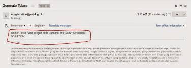 membuat npwp lewat online tf daftar npwp online riza alhusna
