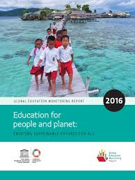 unesco report education for people and planet sustainability