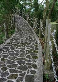 Volcanic Rock Garden Lava Tiles Pavers Slabs Wall Veneers Volcanic Basalt Grey