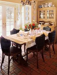upholstered dining chairs dining room traditional with blue and
