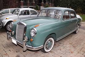 1954 mercedes benz 220s bramhall classic autos