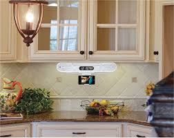 Under Kitchen Cabinet Tv Amazon Com Gpx Kc232s Under Cabinet Cd Player With Am Fm Radio