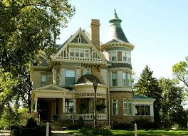 Queen Anne House Plans Historic 133 Best Victorian Homes Images On Pinterest Victorian Homes