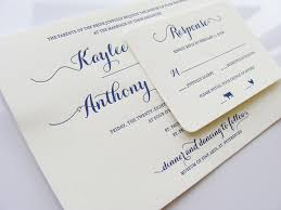 Customized Wedding Invitations Invitation Galleria Custom Letterpress Wedding Invitations In