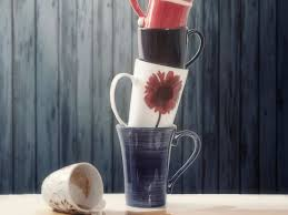 why the best tasting coffee comes out of white mugs food u0026 wine