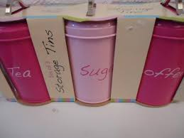 pink canisters kitchen pink tea and coffee canisters find best seller coffee table