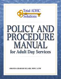 policy and procedure manual for day services u2039 adhc