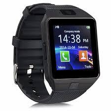 bluetooth smart watch dz09 smartwatch gsm sim card with camera for