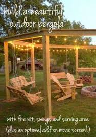 Swing Fire Pit by Fire Pit Swing Sets U2013 The Owner Builder Network Wood Working
