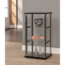Modern Display Pedestal Display Cabinets You U0027ll Love Wayfair