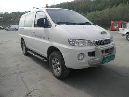 hyundai h1 4x4 varebil for sale retrade offers used machines