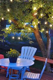 Stringing Lights In Backyard by 125 Best Romantic Garden Lighting Images On Pinterest Marriage