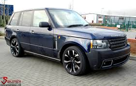 land rover overfinch blog our latest range rover vogue project 14th february 2014
