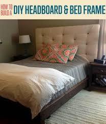 Diy Headboard Upholstered by My Frugal Dime Diy Upholstered Headboard Also Check Out