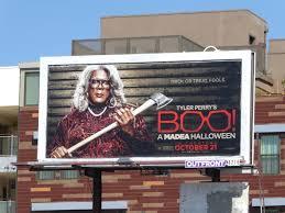 Boo A Madea Halloween Movie Billboard Cool Billboards