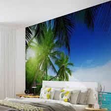 view paradise beach palms tropical photo wallpaper mural 736wm view paradise beach palms tropical photo wallpaper mural 736wm