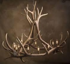 Deer Antler Chandelier Ebay Photos Antler And Design Antler And Design Antler