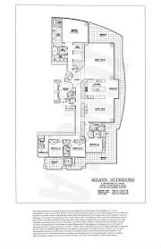 Salon And Spa Floor Plans The Estates Of Acqualina