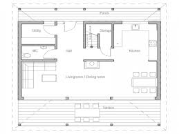 small efficient home plans small house plans