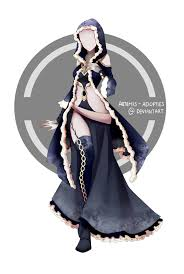 artemis halloween costume adoptable 5 open by artemis adopties deviantart