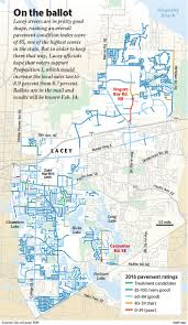 Lacey Washington Map by Lacey Voters Set To Consider Sales Tax Increase For Road And