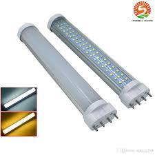 fluorescent tube light bulbs led replacement 2g11 led tube light bulb 12w 15w 18w 22w 25w 2g11 led tube l 4pin