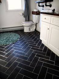 What To Put On Basement Floor by Best 25 Cheap Bathroom Flooring Ideas On Pinterest Budget