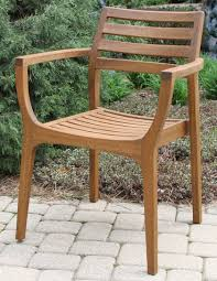 danish eucalyptus bistro chairs set of 4 gardeners com