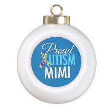 autism ornaments zazzle ca