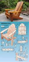 Plans For Wood Deck Chairs by Deck Chair Plans Outdoor Furniture Plans U0026 Projects