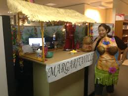 margaritaville themed cubicle decorationfunny office decorations
