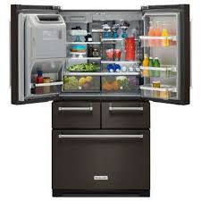 black friday deals refrigerator free delivery home depot kitchenaid refrigerators appliances the home depot