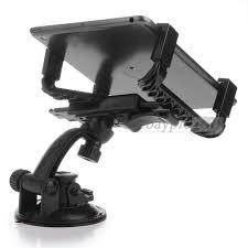 porta tablet auto supporto a ventosa girevole porta tablet samsung gps navigatore
