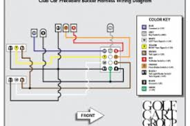 club car golf cart wiring diagram 1991 gas 1996 club car parts