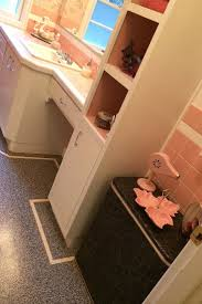 235 best retro bathroom ideas images on pinterest retro nanette jim s mamie pink bathroom built from scratch to look like it s always been there