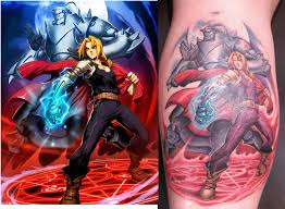fullmetal alchemist homunculus cosplay tattoo stickers pinterest