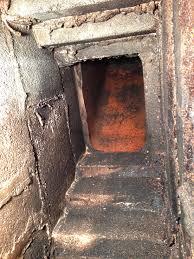 fireplace smoke chamber lining install home and hearth masonry