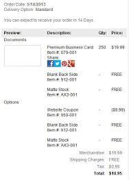 9 99 Business Cards Vistaprint