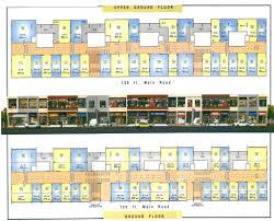 Commercial Complex Floor Plan Aditya Builders Projects Aditya U0027s A Garden City