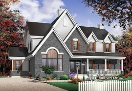 country style house house plan w2639 detail from drummondhouseplans com